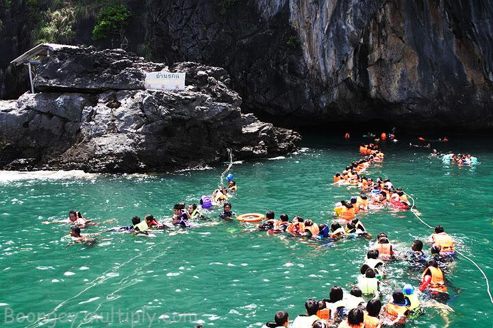 เกาะมุกและถ้ำมรกต | Trang